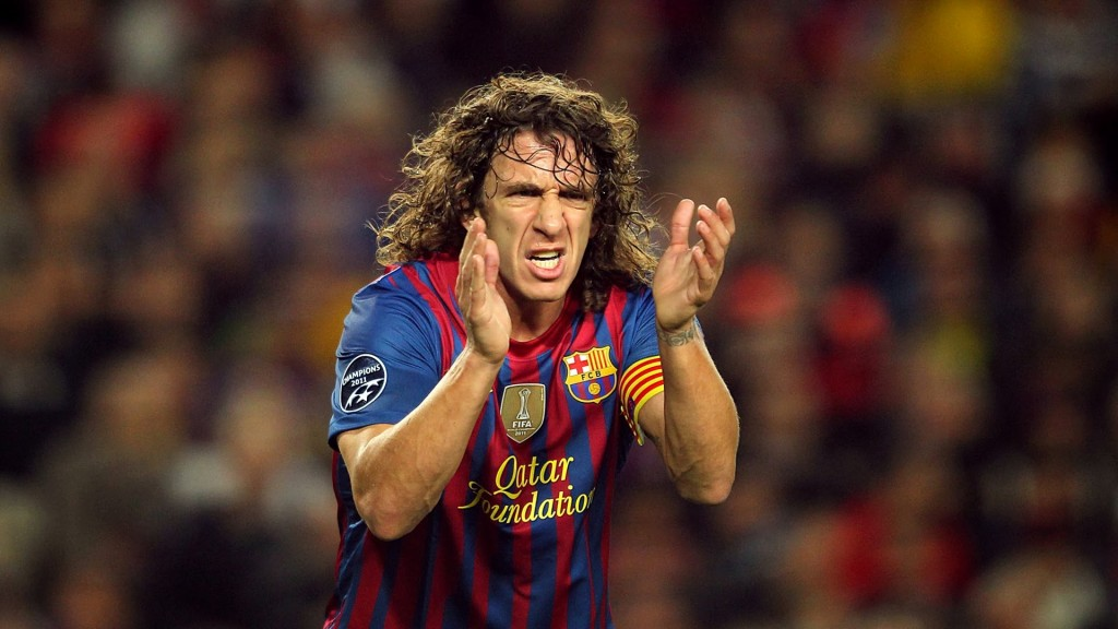 Carles_Puyol_applauding