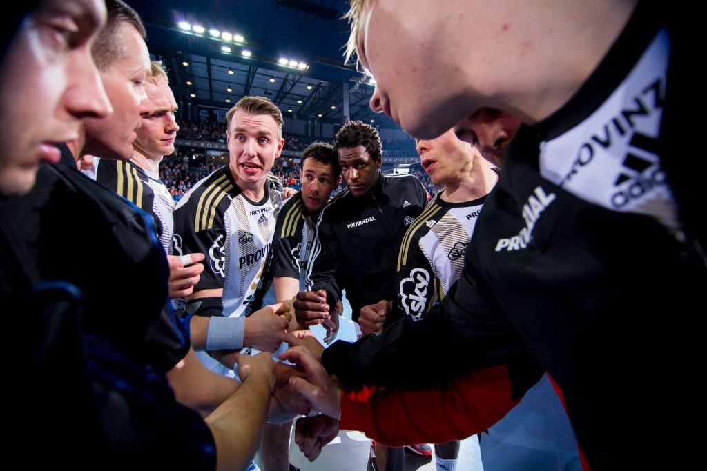 HANDBALL Champions League 2013/14: THW Kiel - HC Motor Zaporozhye