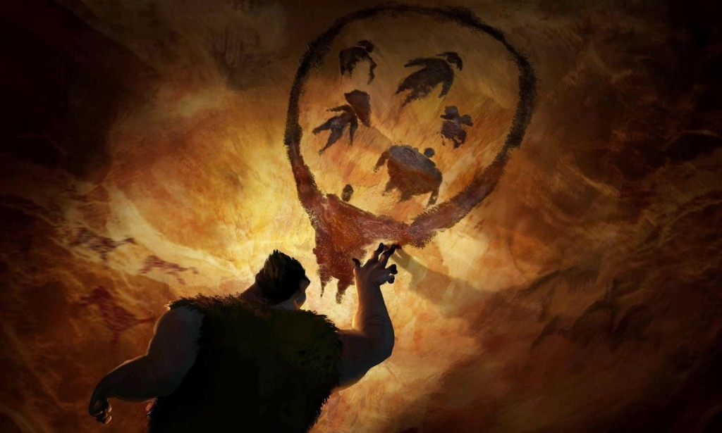 croods painting