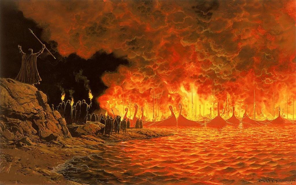 quemar las naves
